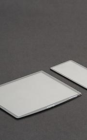 fotga® d300 / pro protetor profissional D300S ecrã LCD de vidro óptico