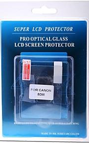 professionel LCD-skærm protektor optisk glas specielt til Canon 5d ⅲ DSLR-kamera