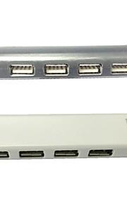 Novelty Harmonica Shape 4 Ports USB 2.0 HUB Splitter Expansion