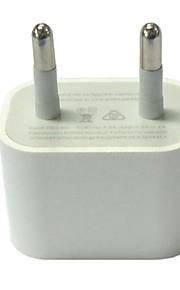 5v 2a eu spina usb adattatore del caricatore della parete di CA per il iphone 6 / più