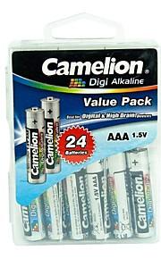 camelion digi alkaline AAA batterij in de verpakking doos van 24 stuks