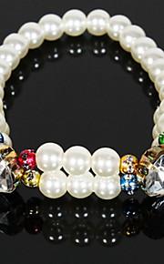 sanoto 24 * 36 cm PMMA refleksion plade til smykker (hvid / sorte farver)