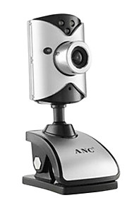 Aoni anc C230 1,3-Megapixel-Mini-Webcam mit integriertem Mikrofon