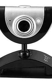 diyiyan Z5 geführt Webcam mit integriertem Mikrofon