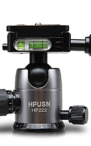 HPUSN HP-222 Aluminium Ball Head with Quick Release Plate