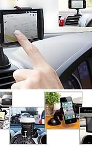 Supporto per cellulare Auto Rotazione a 360° Plastica for Cellulare