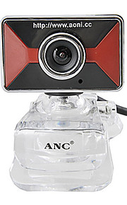 Aoni Caimo 12 Megapixel Webcam With Built-In Microphone