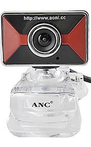 Aoni Caimo 12-Megapixel-Webcam mit integriertem Mikrofon