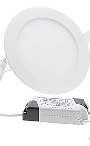 ZDM ™ 9W 45 smd 2835 800-900 lm varm hvit LED taklamper ac 85-265 v