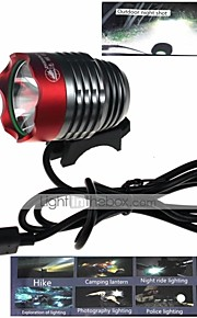 ZHISHUNJIA Waterproof 3-Mode 1xCree XM-L2 U2 High Power Bike Lamp (900LM ,USB 5V)