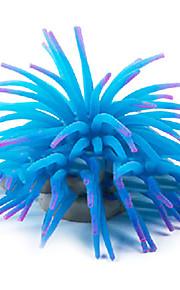 dekorative Aquarium lebensechte Kunstkoralle
