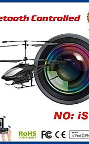 i-helicóptero de controle câmera rc 3.5ch com giroscópio para iphone, ipad e android i787
