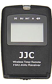 JJC wt-868 wireless temporizador de disparo cabo remoto para