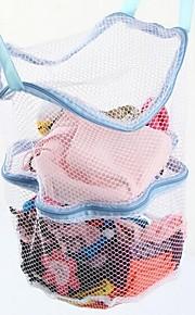 borse portatili doppia archiviazione lavanderia (colore casuale)