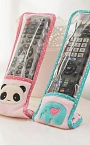 bag modello cartoon immagazzinaggio telecomando (colore casuale) (23 * 8 cm)