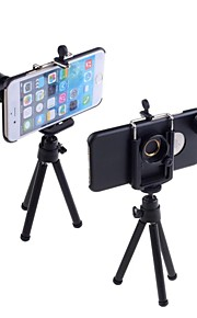 Apexel Telescope 8X Zoom Telephoto Manual Focus Lens with Universal Holder / Tripod and Hard Back Case for iPhone 6 Plus