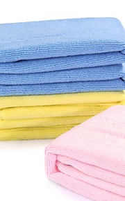 CarSetCity Micro Fabric Towel Triple M Size 3 PCS/ Pack (Multiple Colors)