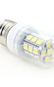 12W E26/E27 LED-kornpærer T 27 SMD 5050 1050 lm Kjølig hvit AC 85-265 V