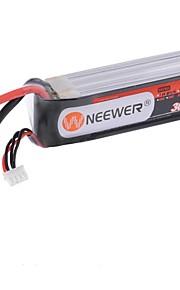 neewer 11.1V 3s 3000mAh 35c lipo batteri m / xt60 stik til rc heli fly t-rex 450