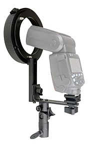 eoscn lm typen studio flash Speedlite beslag holder med universel mount til snoot softboks Barndoor