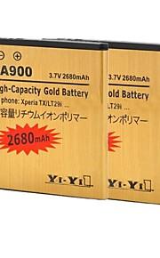 2680 - Sony Ericsson vervang batterij - BA900 - Nee