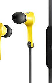 ( Mikrofon/mp3/Bærbar/Ørestykker ) Kablet - Øretelefoner (earbuds, i-øret) - Eple I-Øre