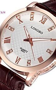 Relógio Elegante Analógico - Quartz