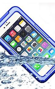 iPhone 6 - Vattentätt fodral/Splitterresistent Case - Sport & Fritid ( Svart/Blå/Rosa