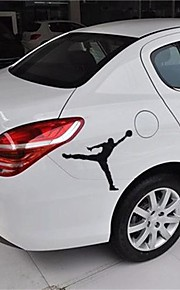 Car Stickers with Shooting Car Styling