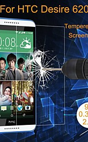 Angibabe 0.3mm 2.5D 9H Premium Tempered Glass Protector Film For HTC Desire 620