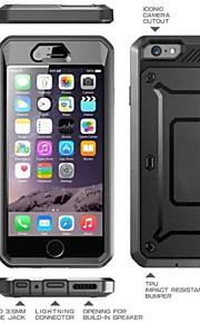 iPhone 6 - Sport & Buiten hoesje/Waterdicht hoesje/Breukbestendig hoesje - Sport & Buiten ( Rood/Zwart/Wit/Blauw , Kunststof/Silicagel )