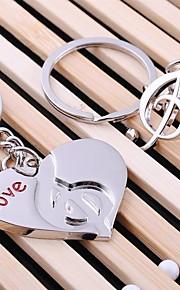 hjerte musik bryllup nøglering nøglering til elsker Valentinsdag (et par)
