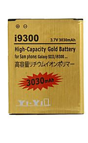 3030 - Samsung - Samsung S3 I9300 - vervang batterij - I9300 - Nee