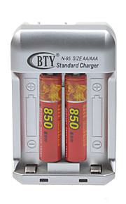 Ni-MH - Aaa - Batterij - 850mAh - ( mAh ) - 2 - pcs