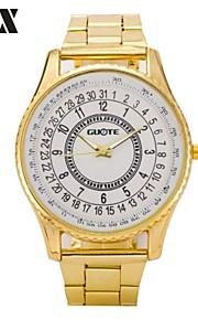 moda quartzo relógio esportivo analógicos dos homens (cores sortidas)