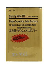 4350 - Samsung - Samsung Galaxy Note 3 - vervang batterij - NOTE 3 - Nee