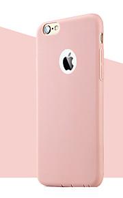 godis-färgade tunna TPU material mobil skal för iphone 6 (blandade färger)