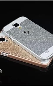 speciale design metallo plastica copertura posteriore per Samsung i9500 s4