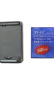 batería de repuesto - 3480 - Samsung - Samsung i9500 S4 - I9500 - Sí - USA -