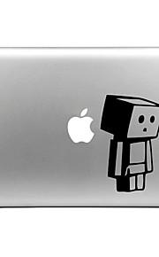 hat-prince robot designet utskiftbare dekorfolie som klistres for MacBook Air / pro / pro med retina-skjerm