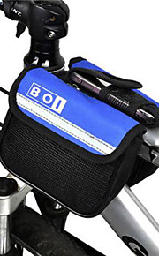 Sport Outdoor Cycling Frame Pannier Front Saddle Tube Bag