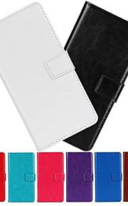 플립 케이스, HTC의 M9 가죽 지갑 케이스 (모듬 색상)