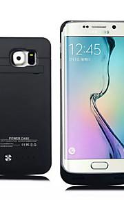 4800mA nuovo caso di batteria esterna di protezione per il bordo della galassia di Samsung S6 (colori assortiti)