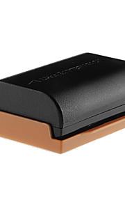 2200mAh camera batterij pack voor lp-e6 +