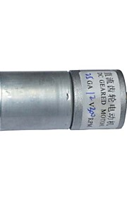 25ga 12V DC 300 rpm de torque poderoso micro caixa de engrenagem de redução da velocidade do motor