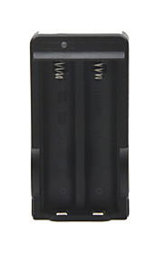 worldapp ons plug batterijlader voor 18650 oplaadbare Li-ion batterij