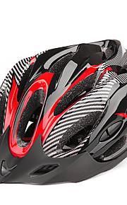 Helmet Pyörä (Keltainen / Punainen / Sininen , EPS)-de Unisex -Pyöräily / Maastopyöräily / Maantiepyöräily / Virkistyspyöräily /