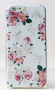 New Fashion 3D Beauty Flower Colorful Totem Cartoon Case Phone Cases For iPhone 5S/5