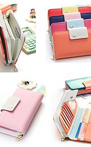 grande copertura del sacchetto uccello dolce d per iphone 4 / 4s / 5 / 5s / 5c / 6/6 più (colori assortiti)