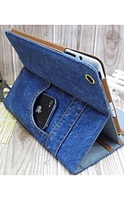 Denim Bag with Stand Protective Sleeve for ipad mini